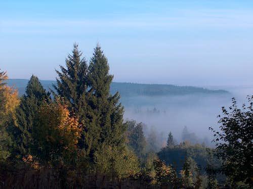 Orlickie & Bystrzyckie mountains
