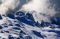 Bwlch Main, Snowdon