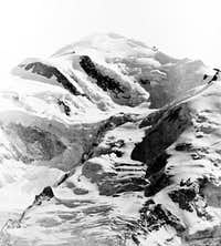 Mont Blanc in 1893, viewed...