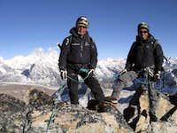 Me and Apa sherpa
