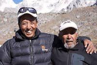 Apa Sherpa, little karim