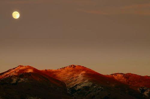 Thurston Peak