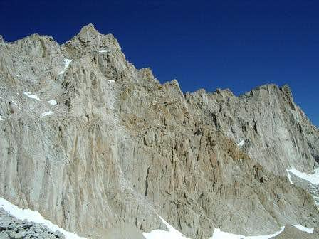 View of Mt. Muir from the...