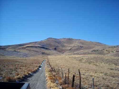 Ingham Peak