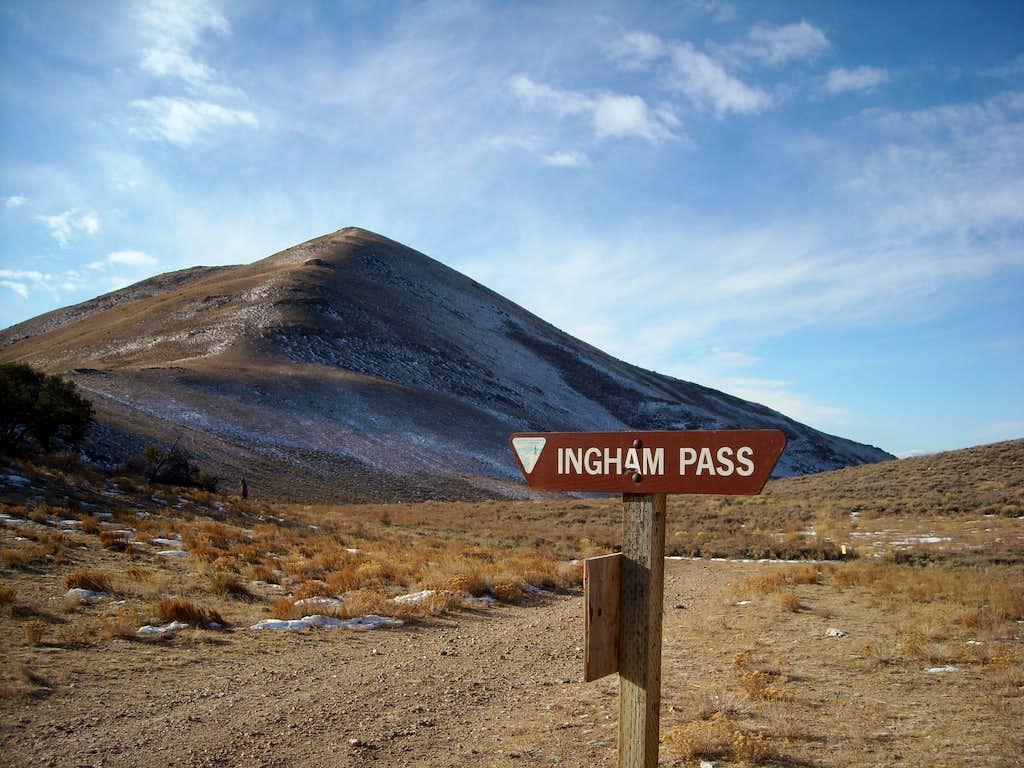 Ingham Pass
