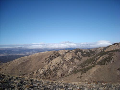 Ridge across