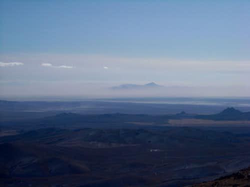 Desert Peak?