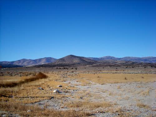 Grouse Creek Range