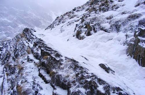 PYG track to Snowdon
