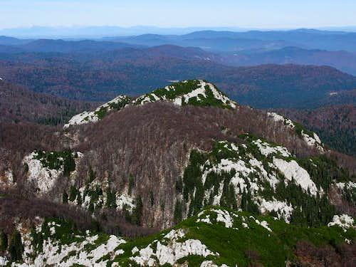 Lazačka glavica (1.426 mtrs)