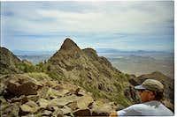 South of Morey Peak