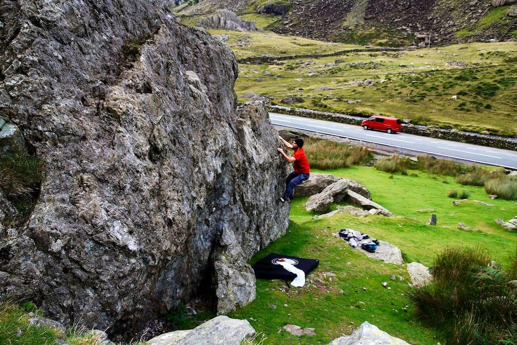 Cromlech Boulders
