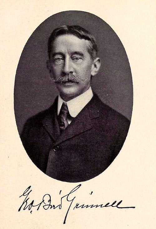 George Bird Grinnell