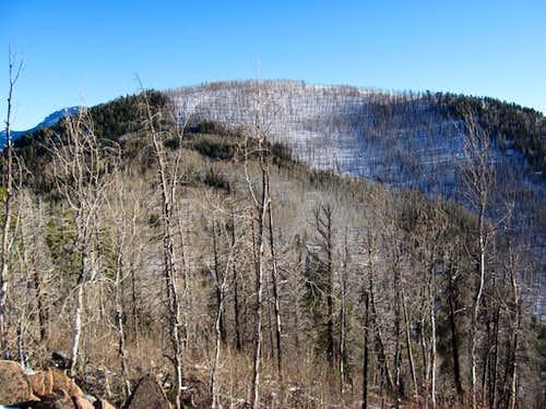 South Saddle Summit