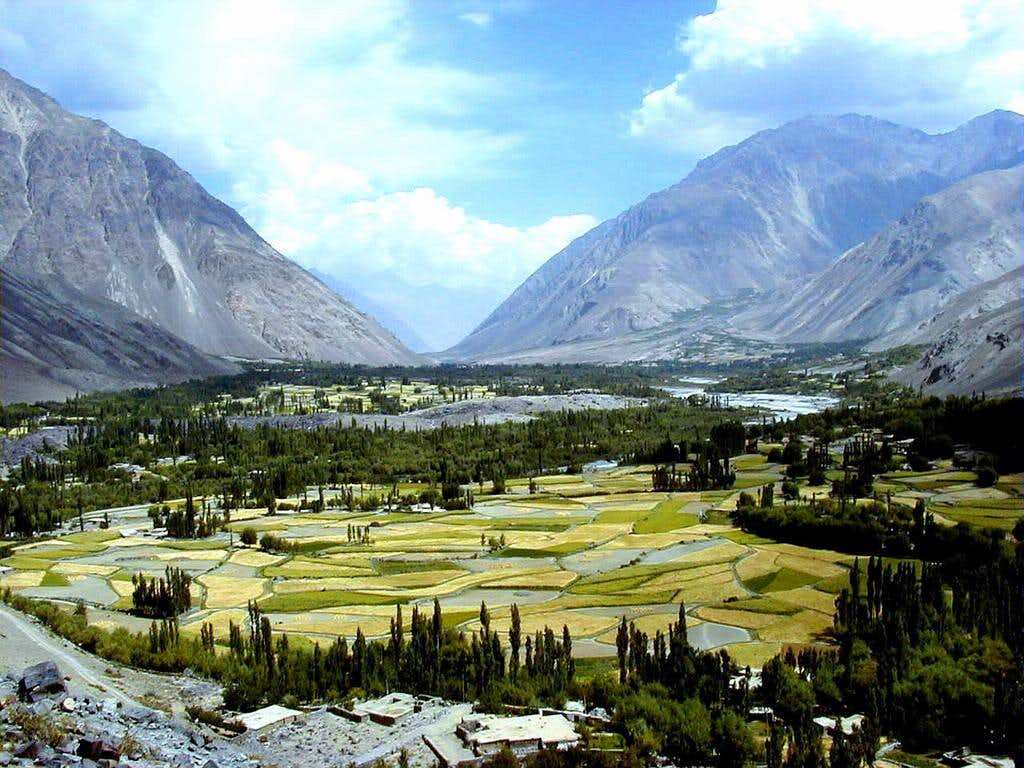 Image result for chitral valley