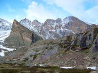 Longs Peak - June 20, 2004