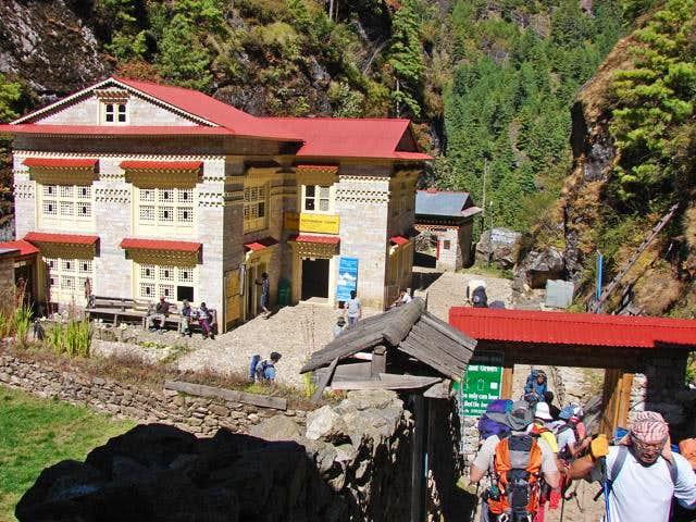 Sagarmatha National Park Office