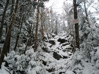Snowy October