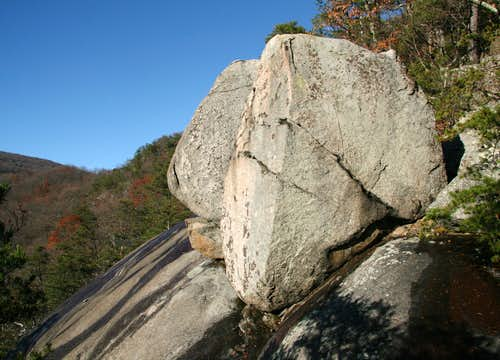 Buzzard Rocks Boulders