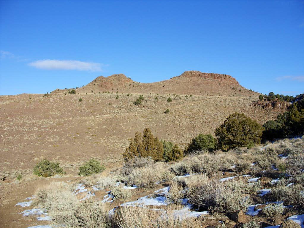 Camel Back Peak
