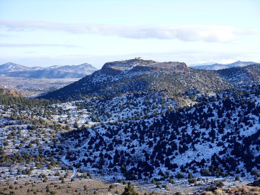 Castle Peak 6531'