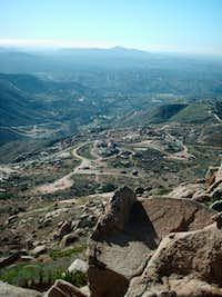Starvation Mountain