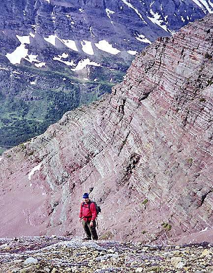 Mount Henkel South Couloir Route