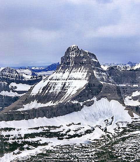 Mount Wilbur from the NE