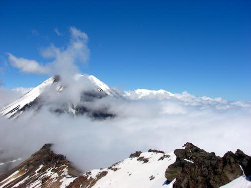 N Island Volcanoes