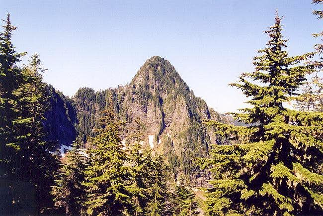 Mount Higgins