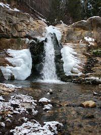 Ely Creek Waterfall