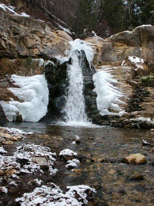 Ely Creek Waterfall