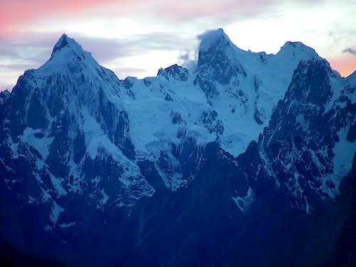 Payu Peak, Karakoram, Pakistan