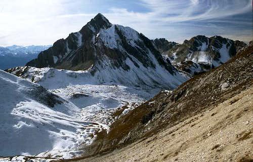 Rumer Spitze (2453 m),...