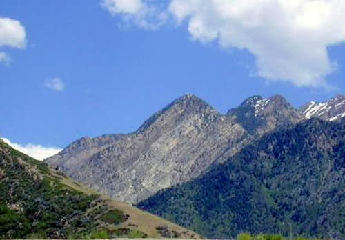 June 2004 - Storm Mountain...