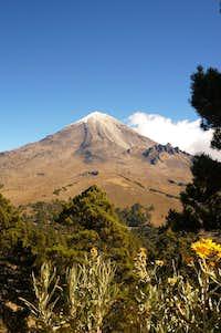 View from Sierra Negra