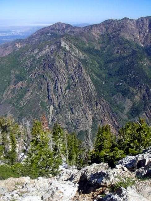 June 6th 2004 - Mount Olympus...