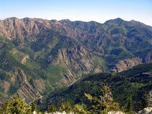 June 6th 2004 - Wildcat Ridge...