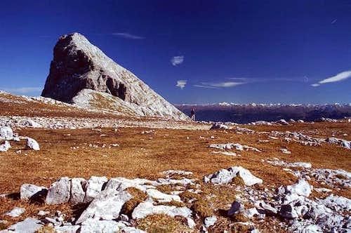 Kleiner Solstein (2637 m),...