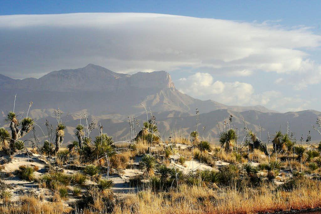 Guadalupe Peak and El Capitan