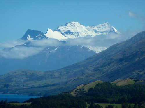 Mount Earnslaw/Pikirakatahi