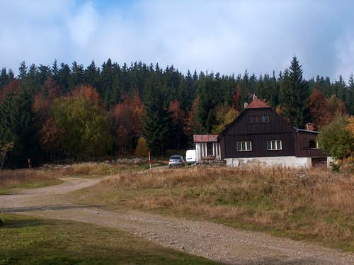 Chata Studenov