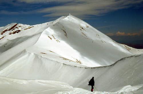 Pico Cibollés (2749 m)