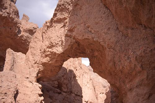 Natural Bridge Canyon