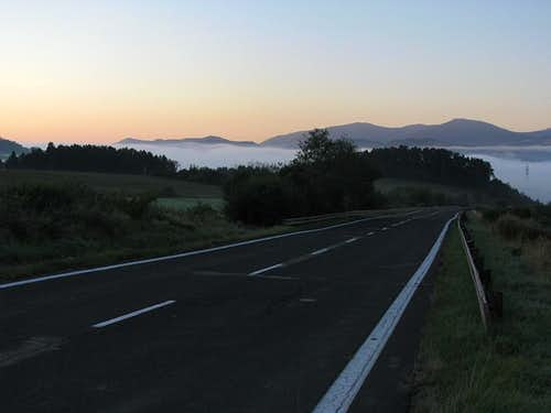 My road to Tatras