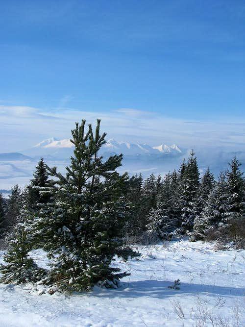 40 km to Tatras