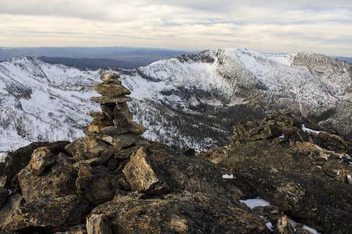 Sweeney Peak