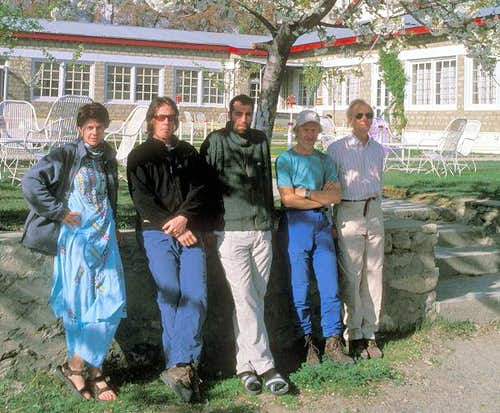 The Team at K2 Motel