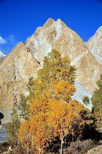 Passu Valley upper Hunza