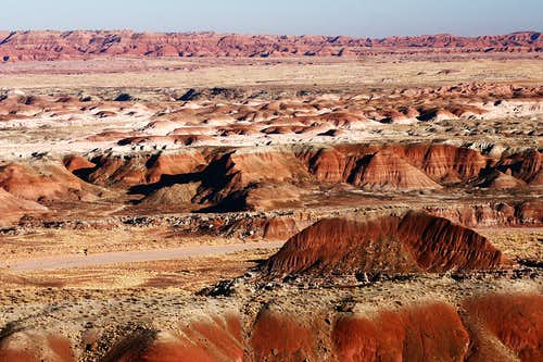 Painted Desert Wilderness Area